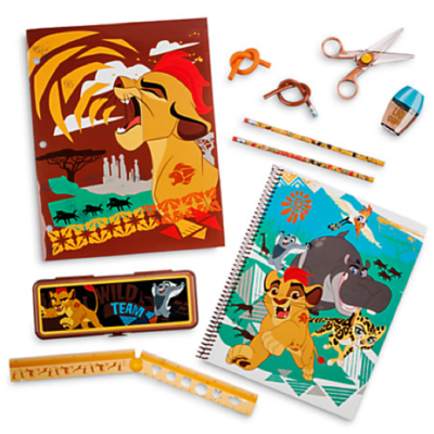 Lion Guard Unleash the Power Back to School Giveaway