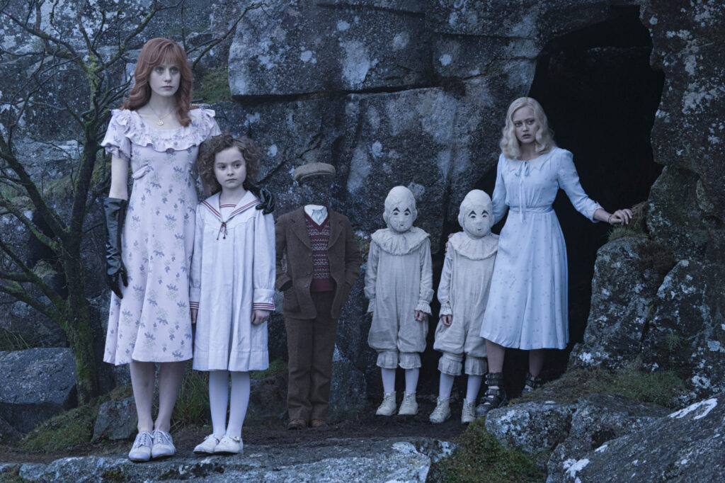 Tim Burton's Miss Peregrine's Home for Peculiar Children
