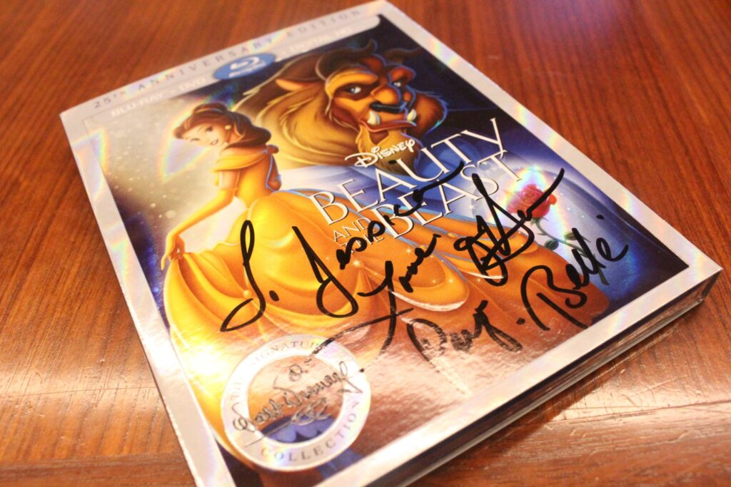 Celebrating the 25th Anniversary of Beauty & the Beast