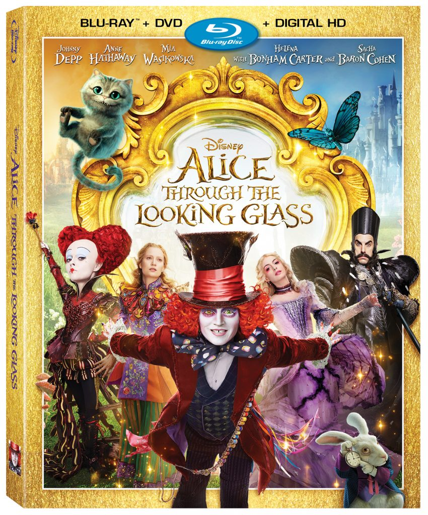 Disney's Spectacular Adventure Alice Through the Looking Glass Journeys Home