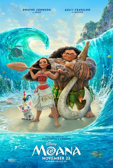 Disney Moana Soundtrack - Now Available for PreOrder