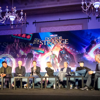 Doctor Strange Press Conference – Kevin Feige Reveals Strange's MCU Future