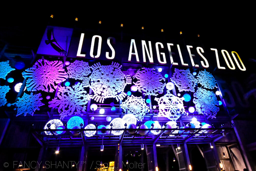 LA Zoo Lights - More Nights & Lights Than Ever Before