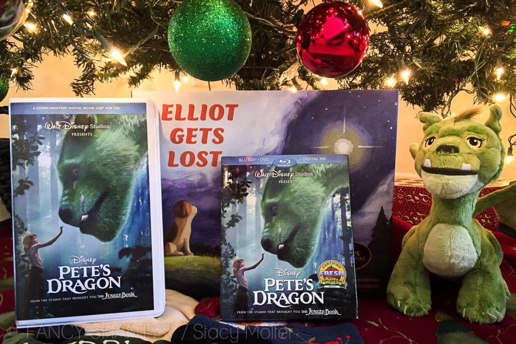 Pete's Dragon Activities and Bonus Clips