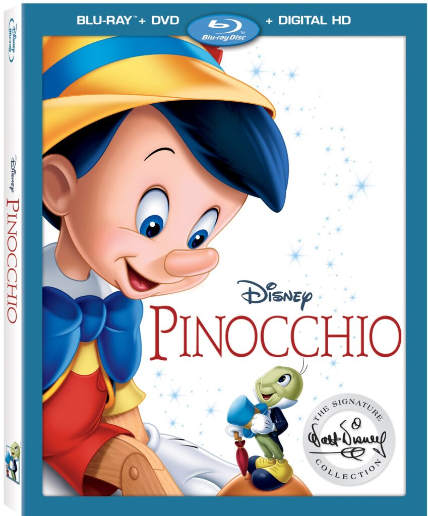 Pinocchio Special Event Celebrating the BluRay Release