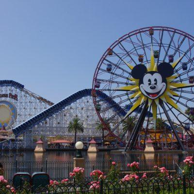 Top Roller Coasters in California