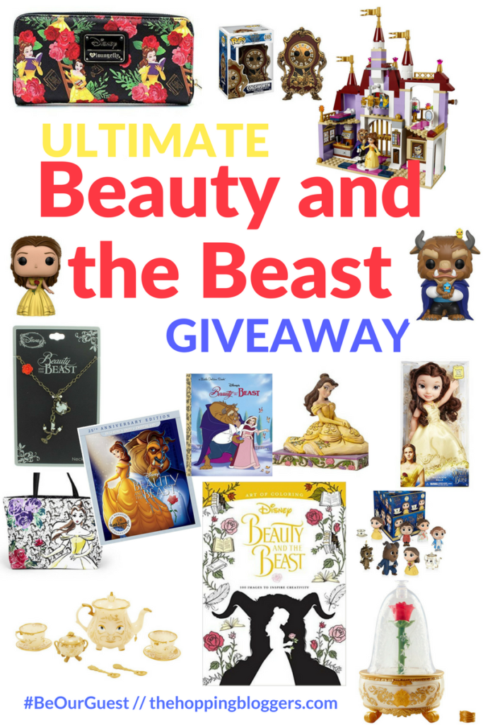 Disney Beauty and the Beast Giveaway