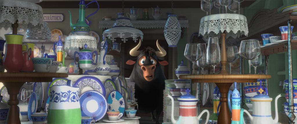 John Cena Opens Up About Ferdinand Movie