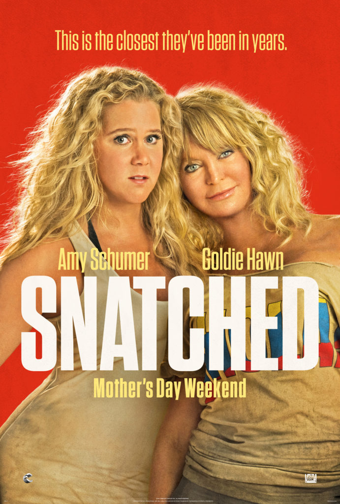 Get Snatched - Amy Schumer, Goldie Hawn, Johnathan Levine, and Paul Feig Talk About Mother/Daughter Relationships