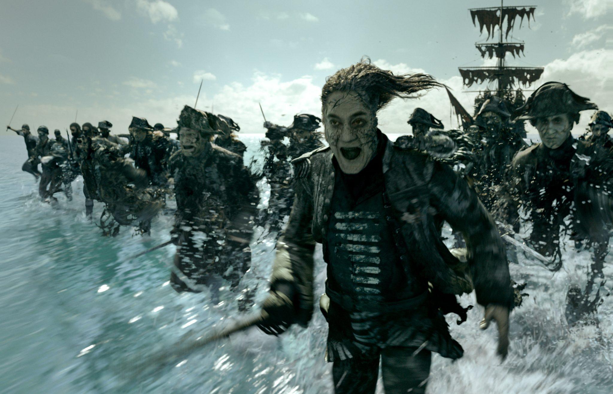 Pirates of the Caribbean Cast Interviews – Dead Men Tell No Tales