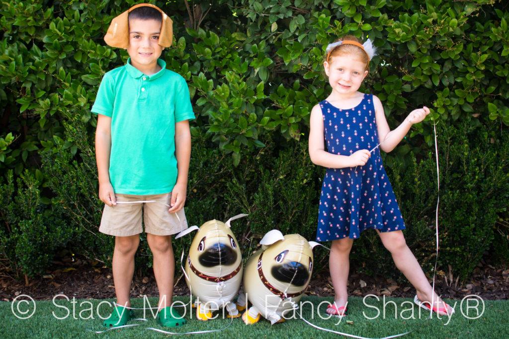 Disney Junior's Puppy Dog Pals Party Ideas