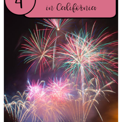 Best Places to See Fireworks in California
