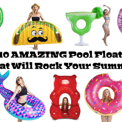 10 Amazon Pool Floats That Will Rock Your Summer