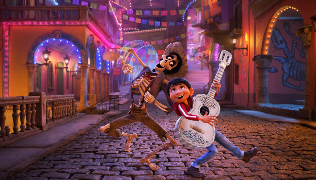 Disney Pixar Teases Coco, Frozen 2, Incredibles 2 & More