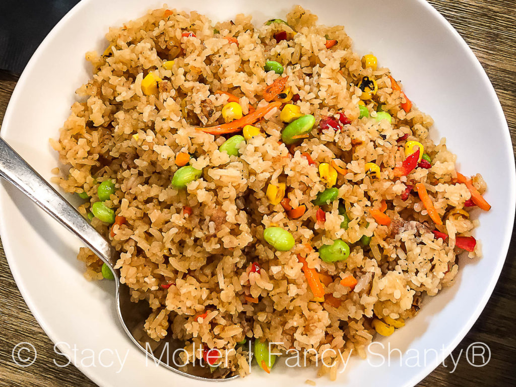 Easy Asian Fried Rice at Home with Ling Ling Fried Rice