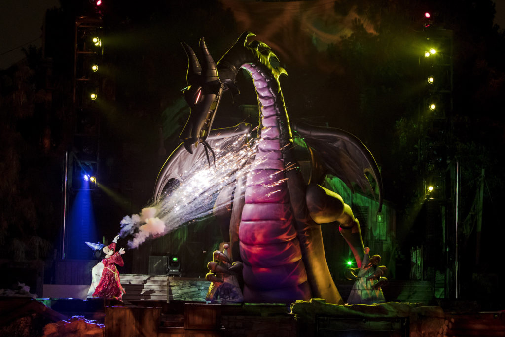 Fantasmic! Returns to Disneyland Resorts - Fun Facts, History, and More!