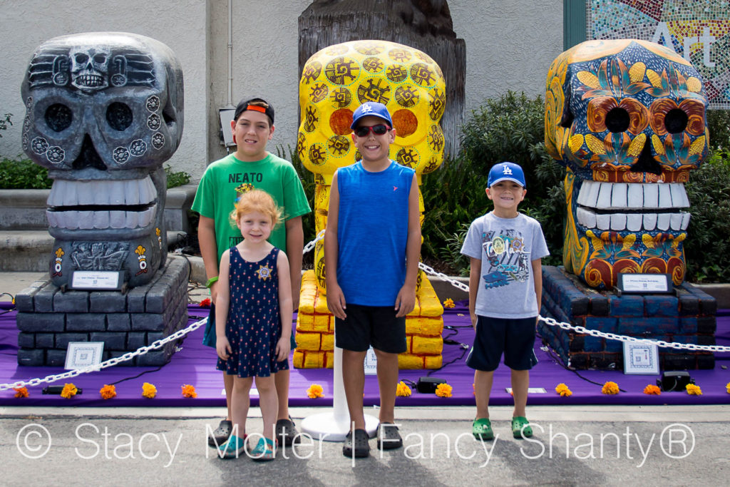 Family Fun at the LA County Fair