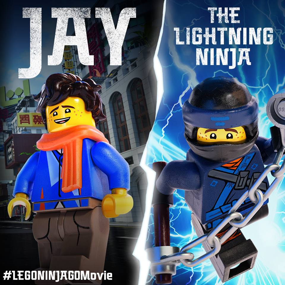 LEGO Ninjago Movie Junket