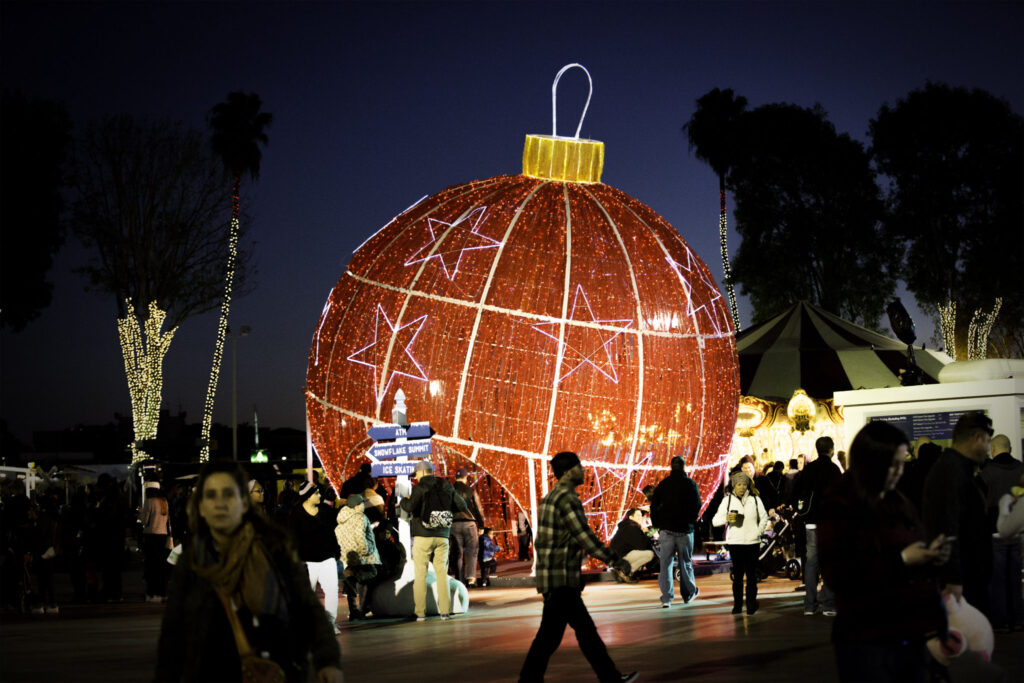 Don't miss this amazing giveaway to SoCal's favorite annual holiday tradition. Enter for your chance to win a family fun pack of tickets to Winter Fest OC!