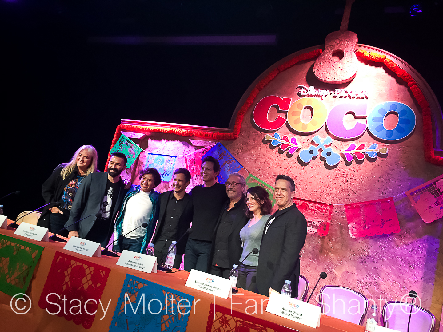 Disney Pixar Coco Press Conference – Celebrating Mexican Culture