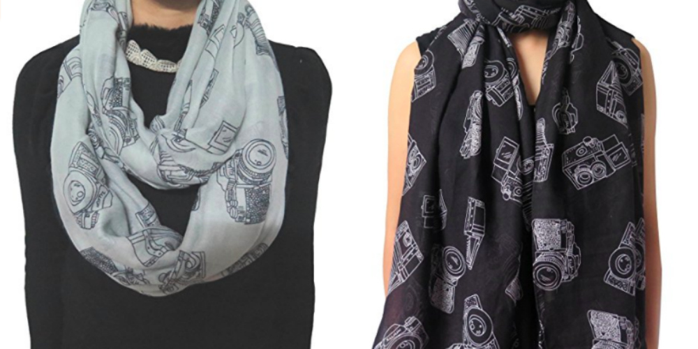 Photography Scarves