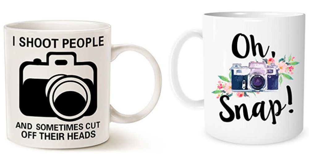 Mugs for Photographers