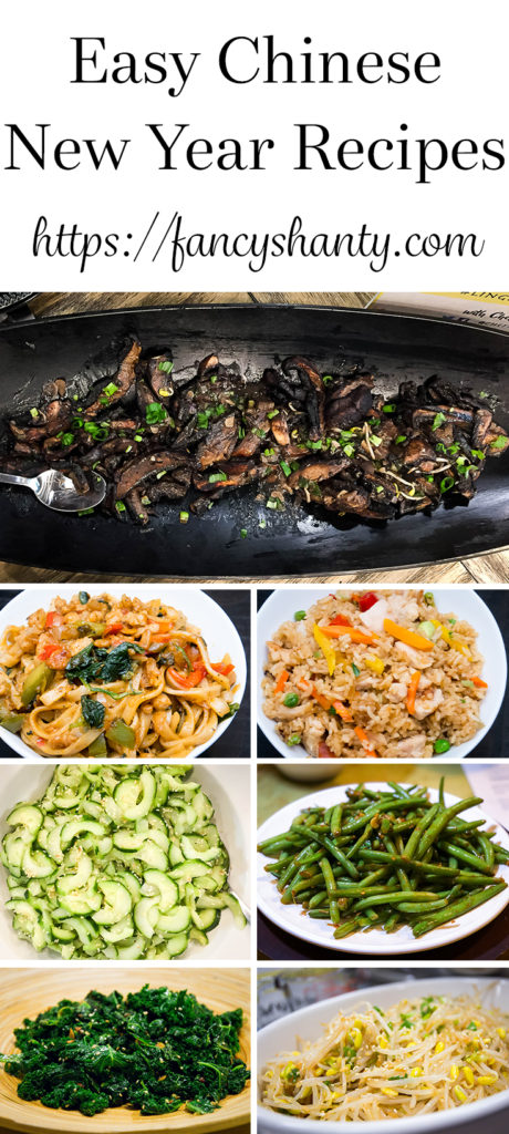 Easy Chinese New Year Recipes
