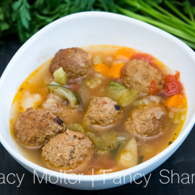 Instant Pot Albóndigas Recipe – Mexican Meatball Soup