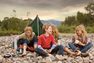 Best Campgrounds in California That Your Kids Will Love