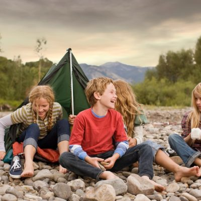 The Best Campgrounds in California That Your Kids Will Love