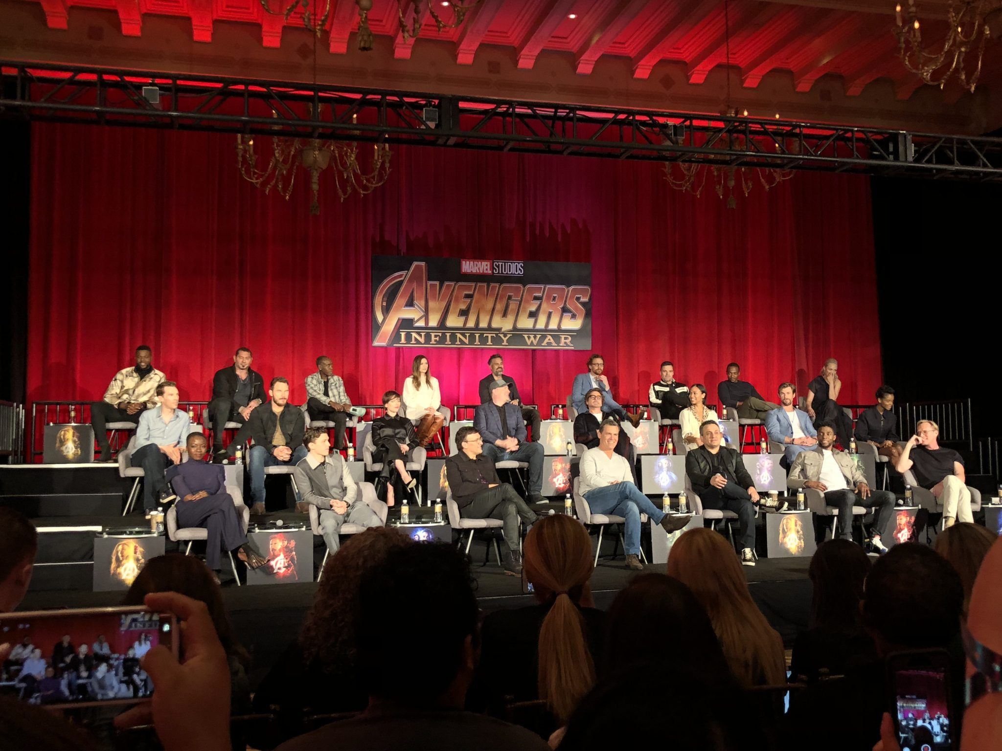 Infinity War Cast Interviews – Keeping the Spirit of the Comics Alive in MCU Films