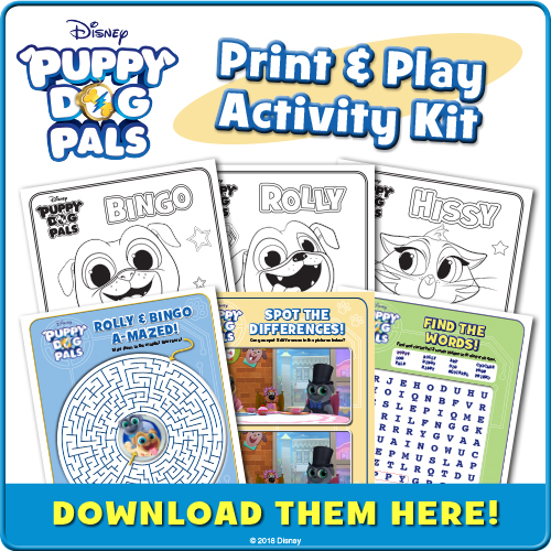 Free Disney Printables and Activity Pages 6