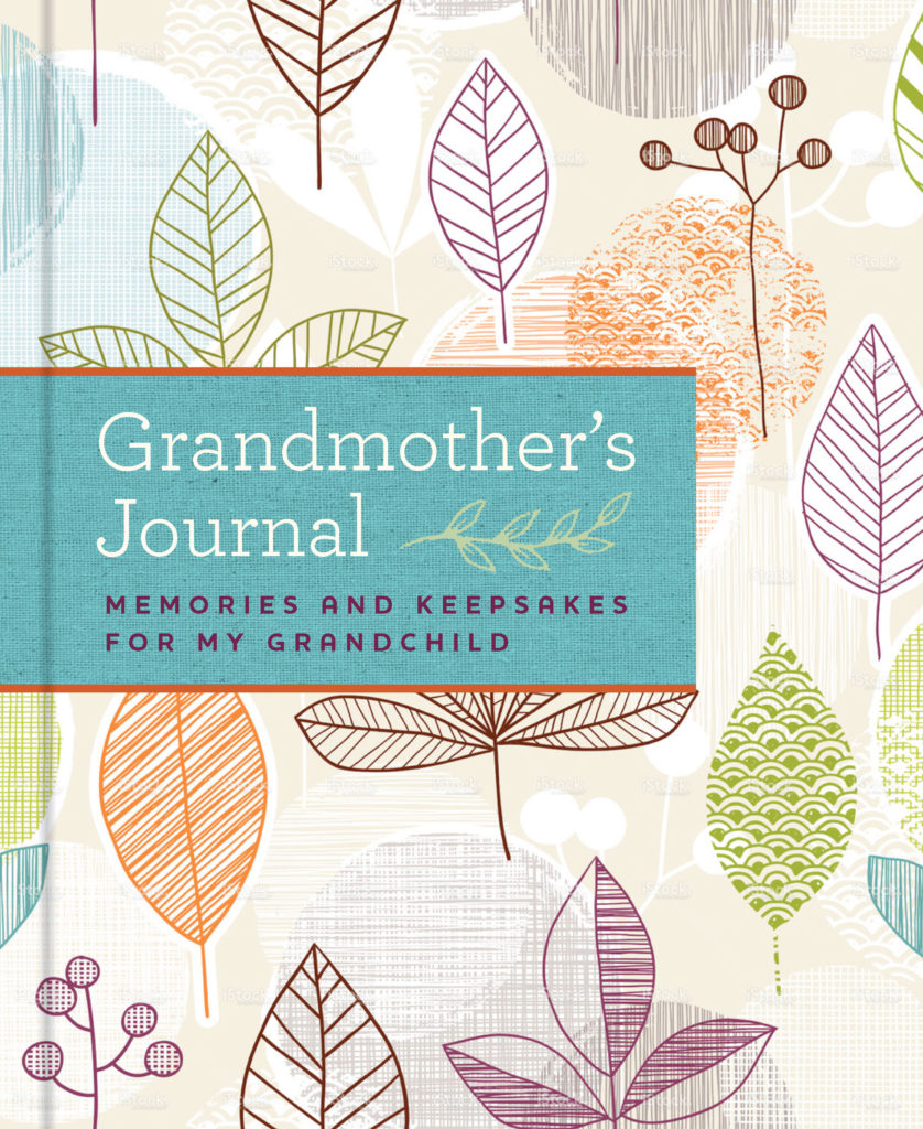 Grandmother's Journal and Grandfather's Journal Giveaway