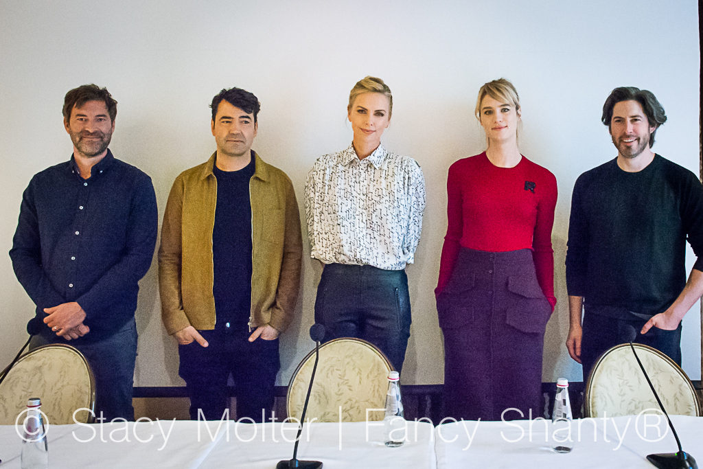 The Cast of Tully Gives a Brutally Honest Look at Motherhood