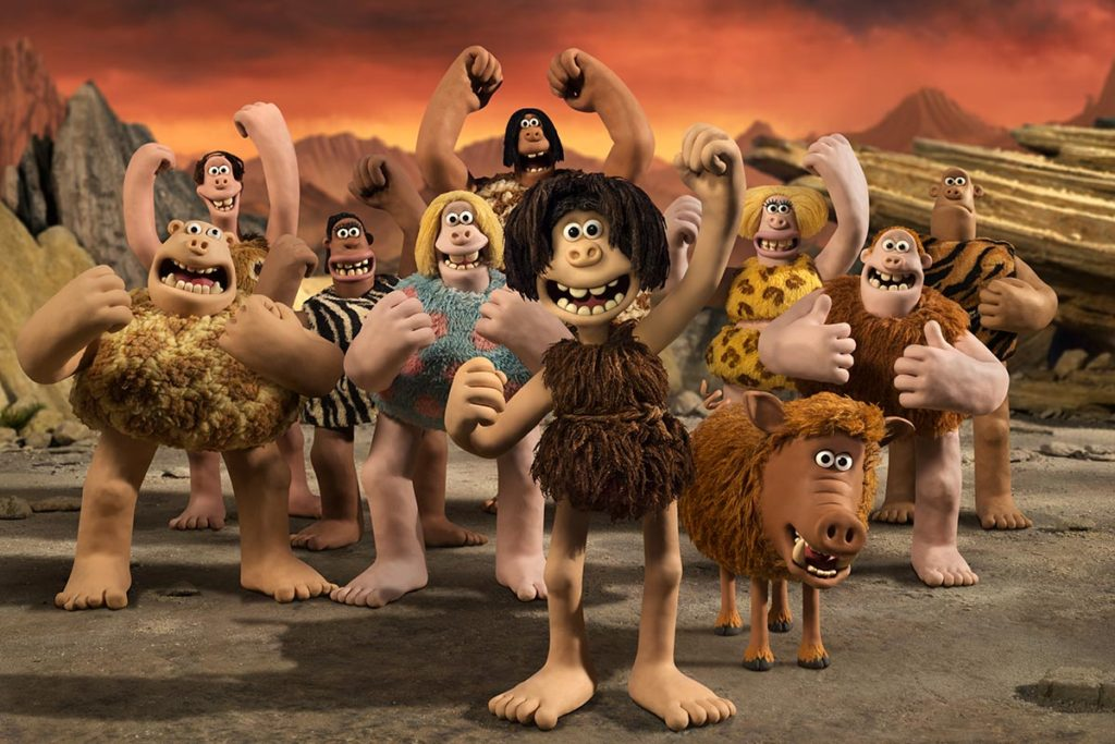 Early Man Party Ideas