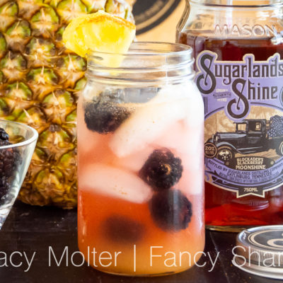 Sugarlands' Blackberry Moonshine Cocktail