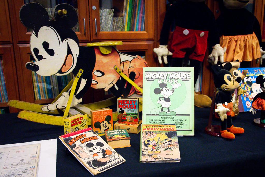 Visit the Walt Disney Archives