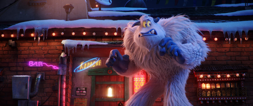 Smallfoot Review - A Brilliant Adventure Film Your Family Will Enjoy