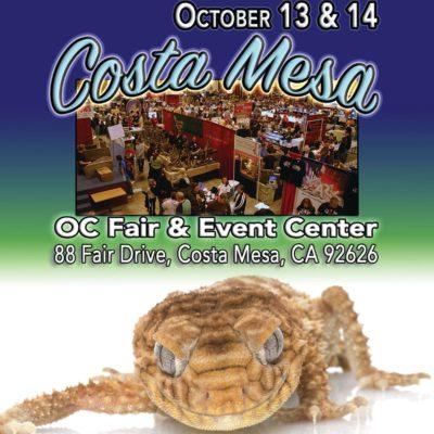 Repticon Costa Mesa Reptile Show