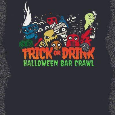 Trick or Drink: Halloween Bar Crawl