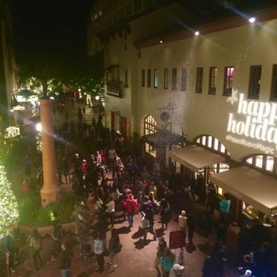 Santa Barbara's Christmas Night Market