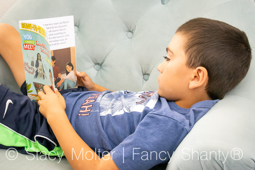 Get Ready-to-Read and Be A Reading Star
