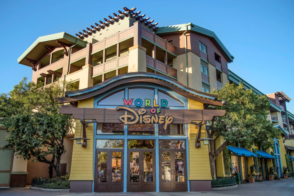 World of Disney Reopens in Grand Style in California and Florida