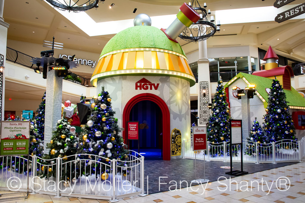 Unforgettable Holiday Experience at Santa HQ