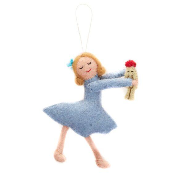 Felt Clara Ornament