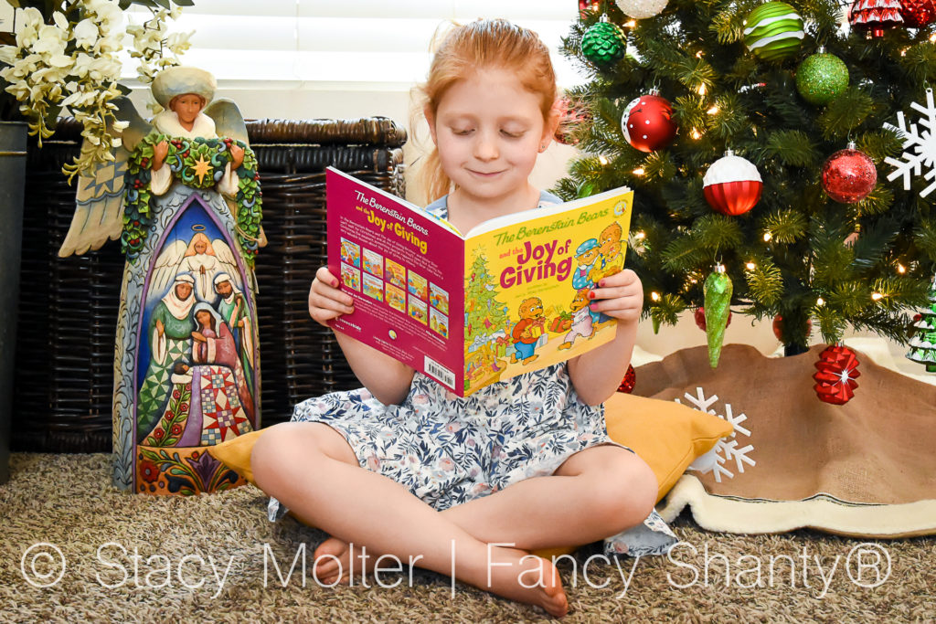 Teaching the Joy of Giving with The Berenstain Bears