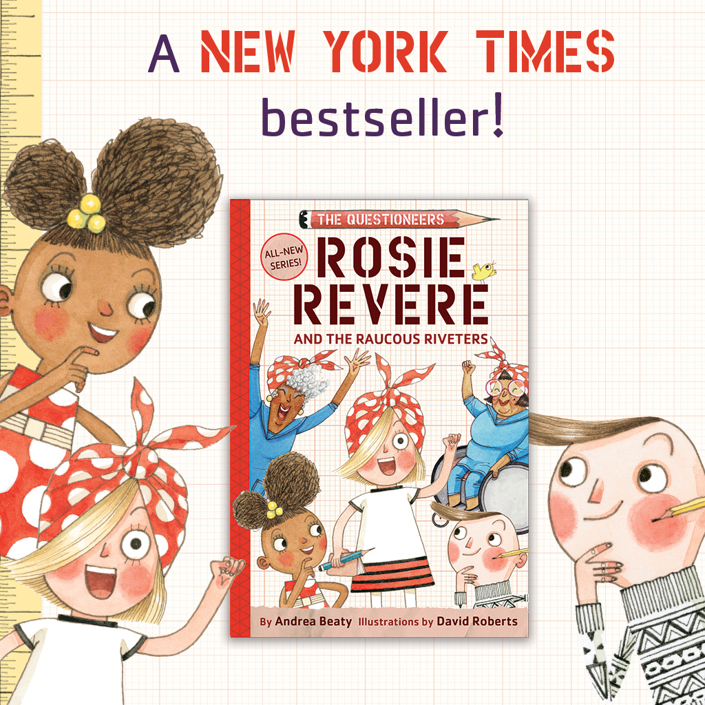 Dream Big with Rosie Revere