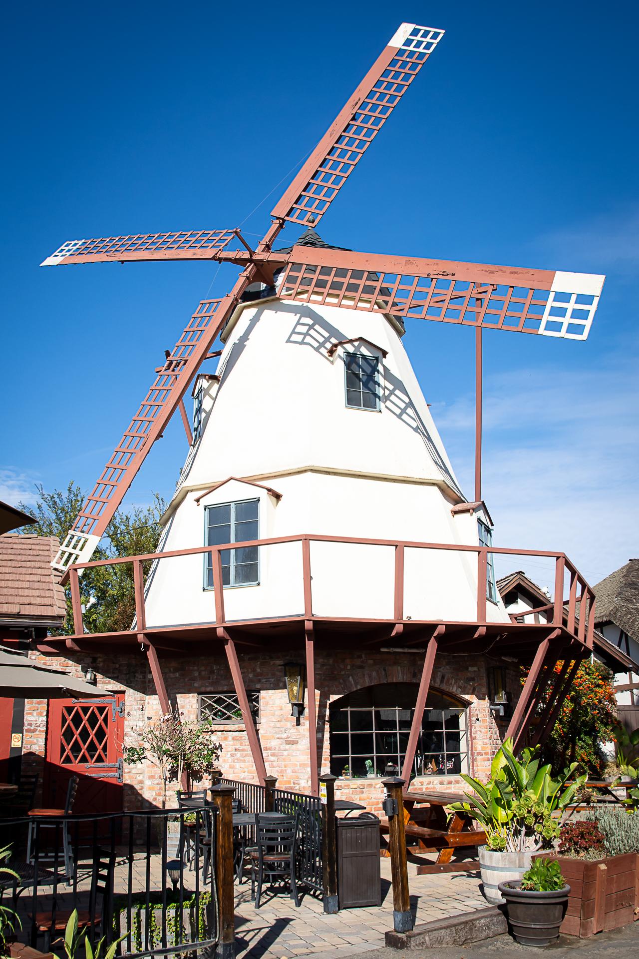 Solvang Windmill Wine Walk