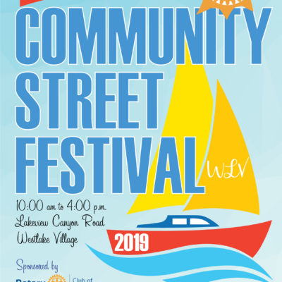 25th Annual Westlake Village Street Festival