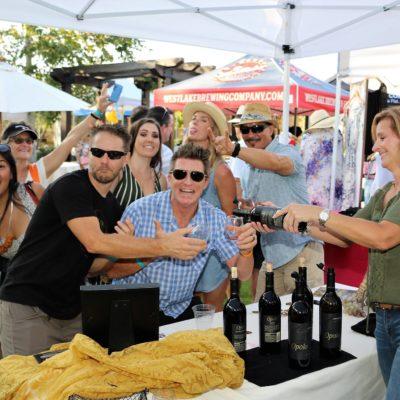 805 Wine & Brew Festival 2019